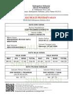 Ppdb Smp Sidoarjo Simulasi Bukti Pendaftaran 11805113830178