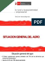 Desarrollo Rural y Asociatividad Empresarial MINAGRI Converted Converted