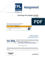 Methodology and Didactics - Assignment 2nd Bimester