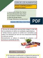 Conservacion de Los Alimentos Para El Autoconsumo