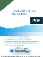 Lineas de Campo y Campo Magnetico