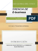 Gerencia de e Business Jp
