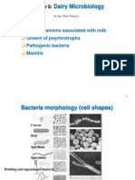 Chapter 5 - Dairy Microbiology