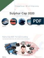 Aderco Marine - Global Energy Sulphur Cap 2020_v03