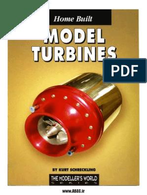 Home Built Model Turbines