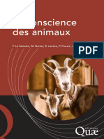 La Conscience Des Animaux