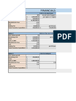 NatureView Case Financial Analysis_Group10