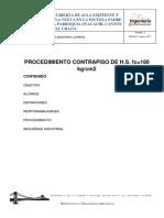 11 Procedimiento Contrapiso Hsfc180 Kgcm2