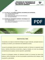 Tema 13. Tratamientos Biologicos Aerobios