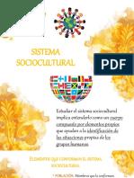Teoría de los sistemas - sistema sociocultural Psicología