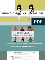 Fat Loss Weight Loss