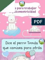 RIMAS PSICOMOTRICIDAD