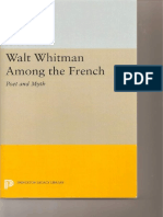 Erkkila - Walt Whitman Among the French