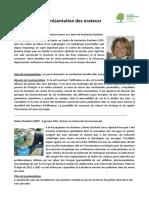 Programme Detaille Photo Cv Titre Et Resume Presentation Acd Fr