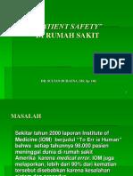 30. Patient Safety Presentasi
