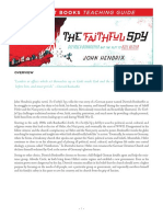 The Faithful Spy Teaching Guide
