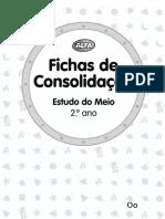 Alfa Estudo Do Meio Fichas Avaliaçao