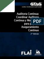 Auditoría Continua GTAG
