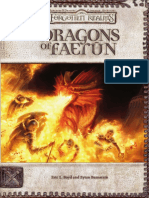 Dragons of Faerun