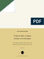 Relatório de Estágio - Nuno Bandeira CD