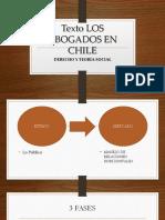 Los Abogados en Chile