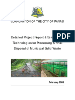 24 Down Report Disposal of MSW in Panaji City Copy