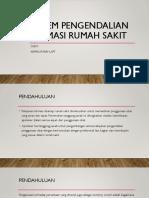 4 & 5. Sistem Pengendalian Farmasi Rumah Sakit