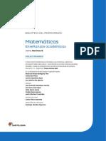 Matemáticas - Enseñanzas académicas - solucionario 4º ESO.pdf