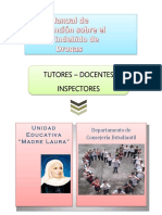 Manual de Prevencion Sobre Drogas Ml 2018