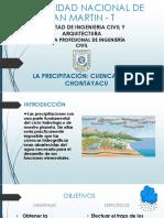 PRECIPITACIÓN CUENCA RIO CHONTAYACU.pptx