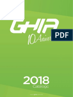 Catalogo Ghia 2018- Abril