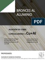 Bronces Al Aluminio