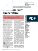 061112 Measuring Body Temperature