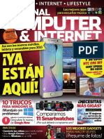 Personal Computer & Internet - Abril 2015