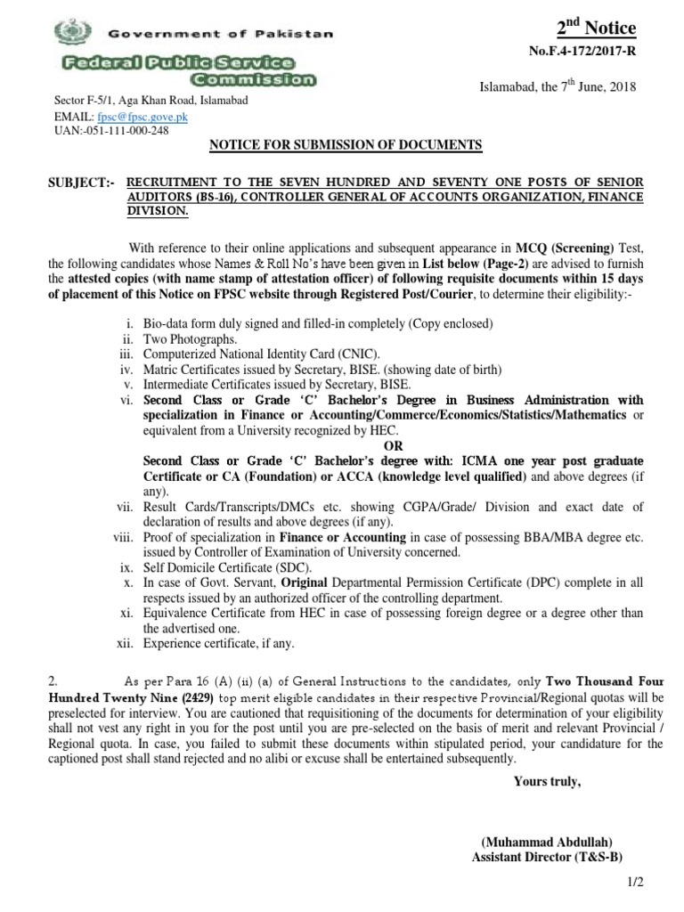 F-4-172-2017-R-2nd-Notice-07-06-2018-DR | Vocational Education