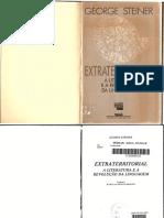 Extraterritorial - A Literatura e a Revolução da Linguagem.pdf