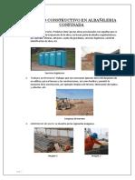 Proceso Constructivo en Albañileria Confinada