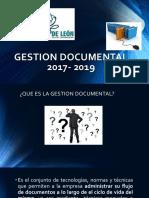 Presentacion Gestion Documental