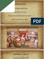 Los Concilios Reformadores