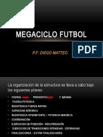 Proyecto Megaciclo Inferiores de Afa Diego Matteo