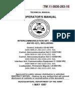 TM-11-5830-263-10