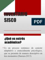 Inventario Sisco
