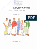 English for Everyday Activities - A Picture Process Dictionary