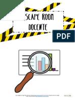 Escape Room Docente