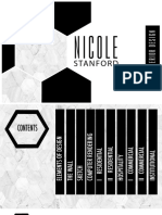 Nicole Stanford Portfolio