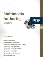 It342 Ch1 Introduction to Multimedia1
