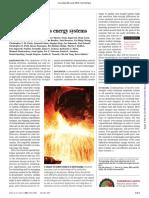 Science Emission Reduction