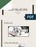 Las Falacias Juanjo Jory