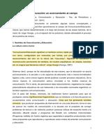 Comunicacion - Educacion- Un Acercamiento Al Campo - Huergo