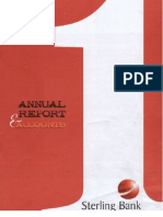 Sterling Bank 2009 Annual Report
